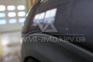 Антигравийная пленка на Kia Sportage фото 2
