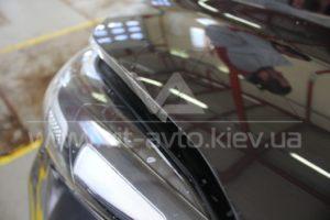 Антигравийная пленка на Kia Sportage фото 5