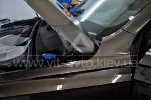 Фото нанокерамики на Audi Q7 - 2