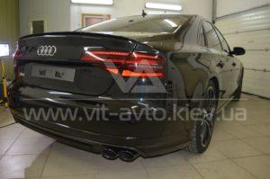 Полировка для Audi S8 фото