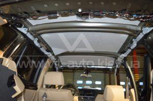 Шумоизоляция на BMW X3 фото 2