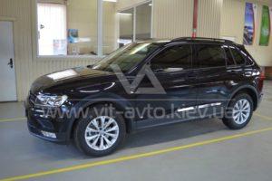 Тонировка VW Touareg фото 1
