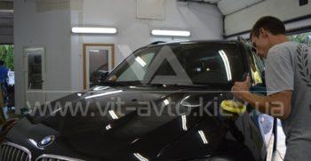 Фото 2 полировки с покрытием жидким стеклом BMW X5