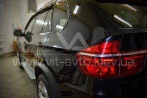 Фото 3 полировки с покрытием жидким стеклом BMW X5