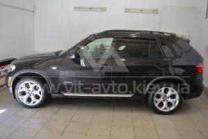 Фото 7 полировки с покрытием жидким стеклом BMW X5
