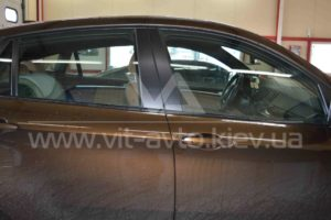 Фото тонировки стекол BMW X6 - 2
