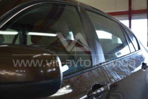 Фото тонировки стекол BMW X6 - 4
