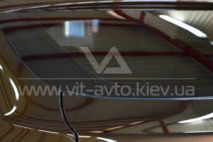 Фото тонировки стекол BMW X6 - 5
