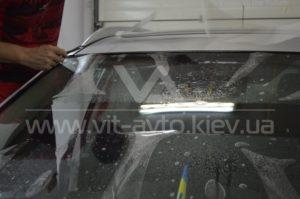 ClearPlex на Nissan X-Trail фото 6