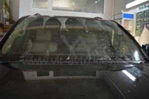 ClearPlex на Toyota Land Cruiser 200 фото 5