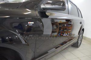 Нанокерамика на Audi Q7 фото 6