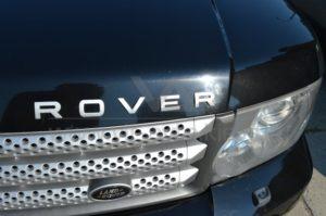 Полировка автомобиля Range Rover фото 6