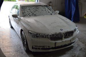 LLumar для BMW 7 фото 7