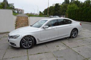 LLumar для BMW 7 фото 1