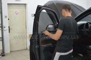Тонировка на BMW X5 фото 4