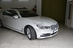 LLumar для BMW 7 фото 6