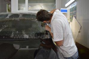 ClearPlex на Toyota Land Cruiser 200 фото 6