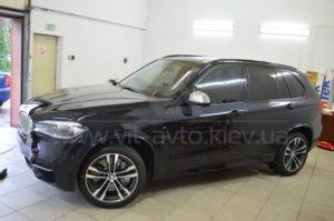 Тонировка на BMW X5 фото 3