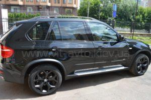 Детейлинг на BMW X5 фото 1