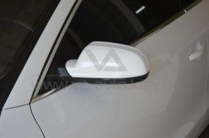 Оклейка зеркал Audi A5 фото 1
