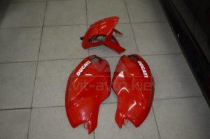 Винил на Ducati Monster фото 1