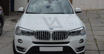 Нанокерамика на BMW Х3 (F25) фото 2
