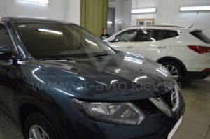 Нанокерамика на Nissan X-Trail фото 3