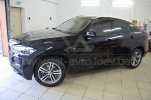 Нанокерамика на BMW Х6 (F16) фото 3