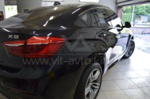 Нанокерамика на BMW Х6 (F16) фото 2