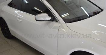 Оклейка зеркал Audi A5 фото 2
