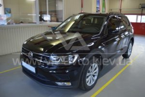Укрепление стекол Volkswagen Tiguan фото 1