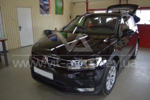 Укрепление стекол Volkswagen Tiguan фото 2