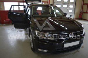 Укрепление стекол Volkswagen Tiguan фото 3
