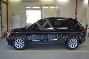 Укрепление стекол Volkswagen Tiguan фото 6