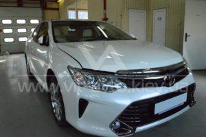 Полировка и керамика Toyota Camry фото 4