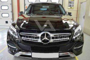 Фото комплексного детейлинга на Mercedes-Benz GLE-Class - 1