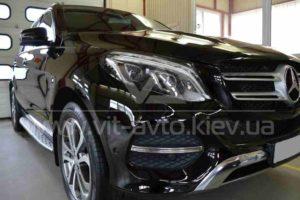 Фото комплексного детейлинга на Mercedes-Benz GLE-Class - 2