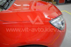 Фото антигравийной защиты кузова Opel Astra GTC - 6