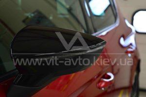 Фото антигравийной защиты кузова Seat Leon - 8