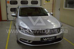 Фото нанокерамики на Нанокерамика на Volkswagen Passat CC - 2