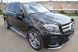 Фото нанокерамики для авто Mercedes-Benz GL 350 - 1
