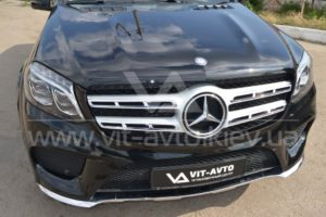 Фото нанокерамики для авто Mercedes-Benz GL 350 - 2