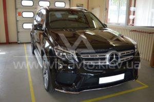 Фото нанокерамики для авто Mercedes-Benz GL 350 - 7