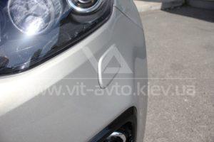 Фото антигравийной защиты кузова KIA Sportage - 8