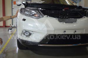Фото защиты кузова Nissan X-Trail - 4