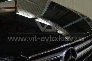 Фото антишравийной пленки на Mercedes-Benz C-Class - 7