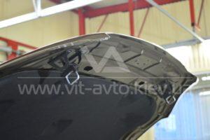 Фото защиты кузова Volvo XC90 пленкой - 3
