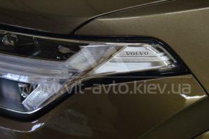Фото защиты кузова Volvo XC90 пленкой - 6