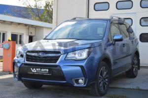 Антигравийная защита кузова Subaru_Forester фото 10