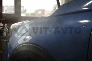 Антигравийная защита кузова Subaru_Forester фото 6